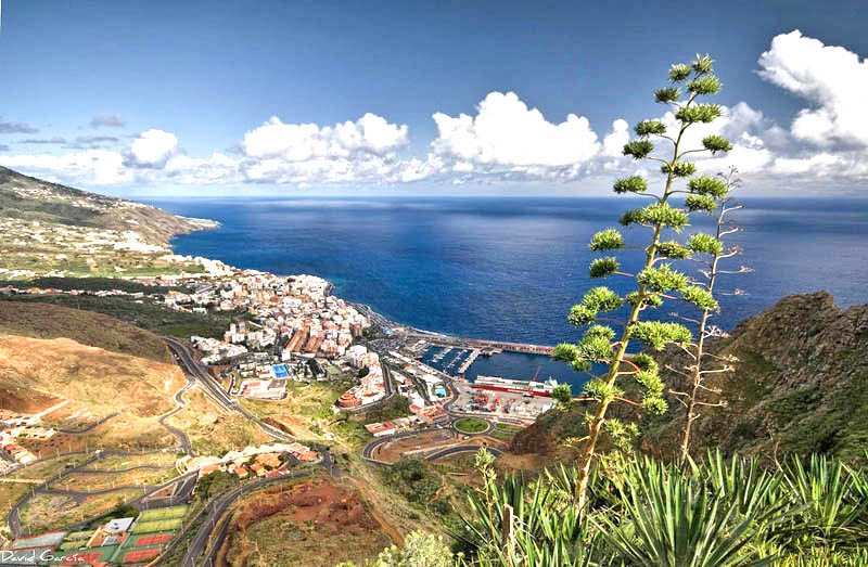Playgrounds according to Nature on the Canary Islands