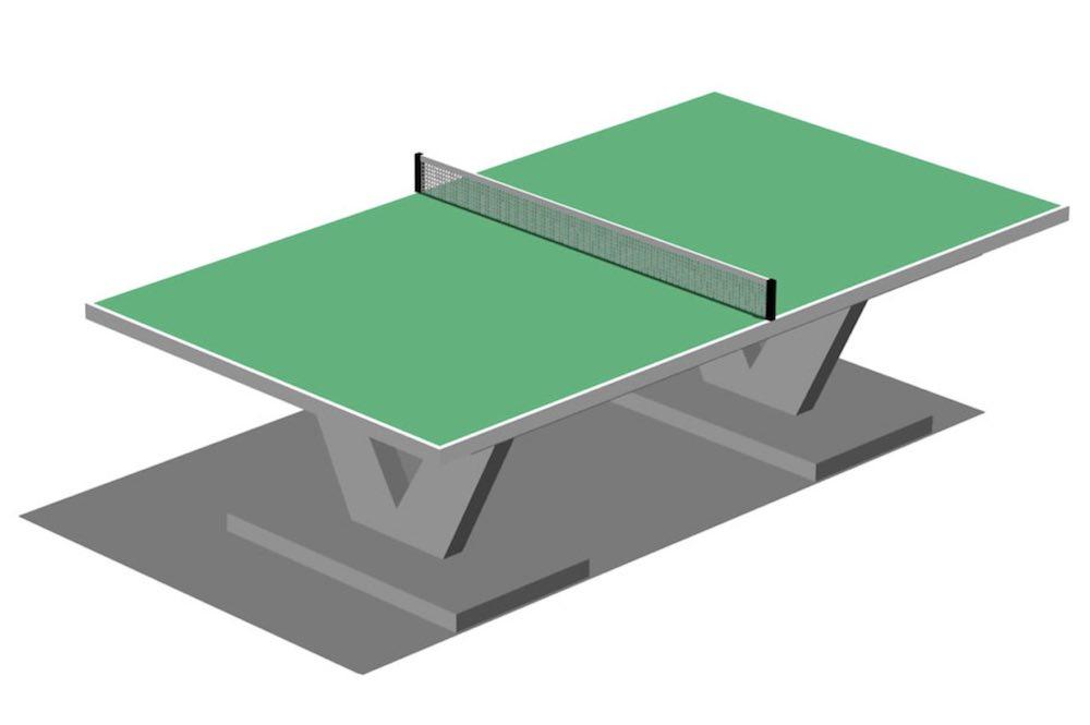 Tavolo Ping Pong Da Esterno   Impianti ginnici e sportivi ...