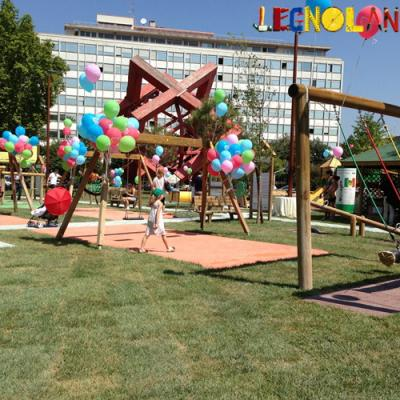 Legnolandia Playgrounds 096