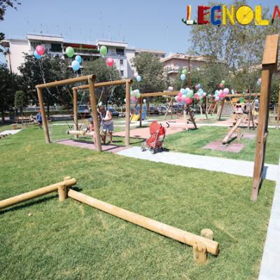 Legnolandia Playgrounds 100