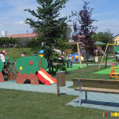 Legnolandia Playgrounds 11634