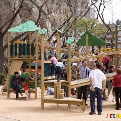 Legnolandia Playgrounds 11673