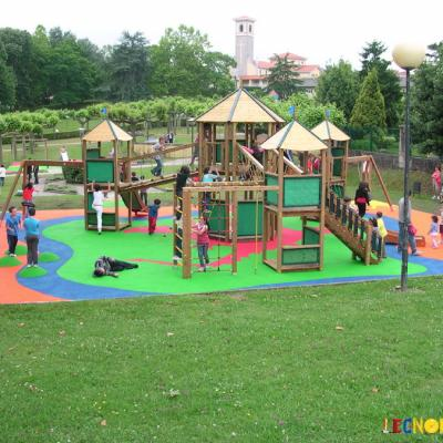 Legnolandia Playgrounds 11675