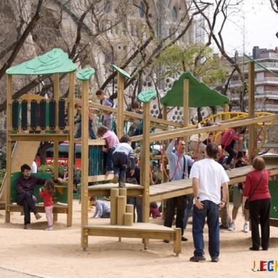 Legnolandia Playgrounds 11709