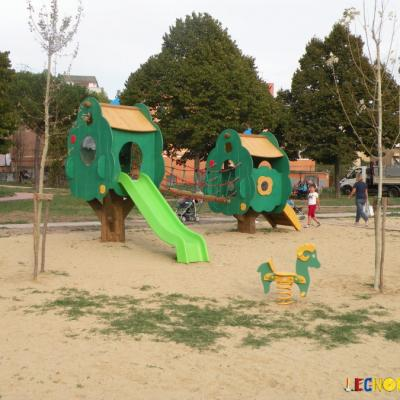 Legnolandia Playgrounds 11717