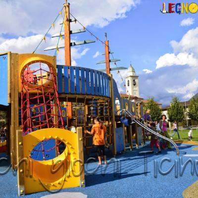 Legnolandia Playgrounds A 017