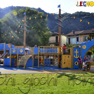 Legnolandia Playgrounds A 018