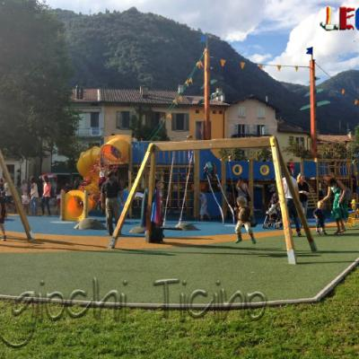 Legnolandia Playgrounds A 019