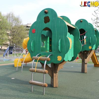 Legnolandia Playgrounds A 064