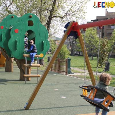 Legnolandia Playgrounds A 066