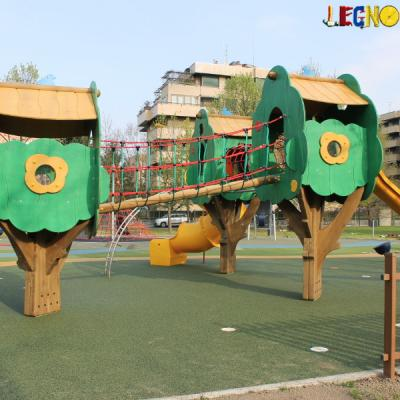Legnolandia Playgrounds A 068