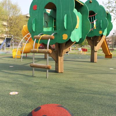 Legnolandia Playgrounds A 069