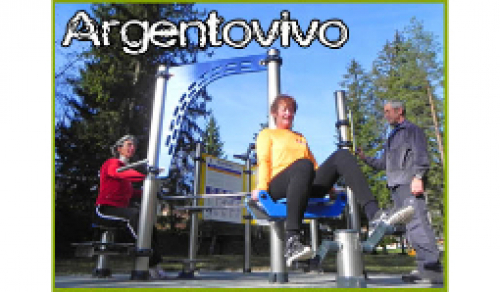 Argentovivo, wellness area!