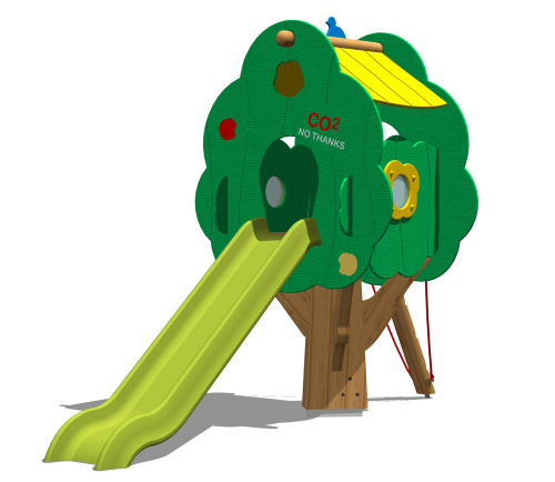 TREES Playground equipments