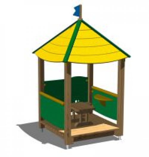 Play Houses and Huts